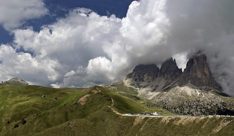 Nuvole sul Sasso Lungo di mariarosa-bc