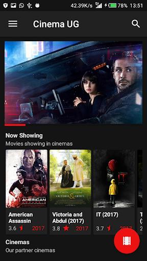 Cinema UG 2.3.0 screenshots 1
