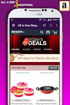 All in One Shopping App - screenshot thumbnail 05