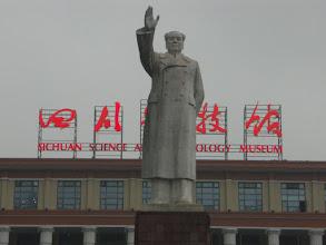 Photo: All hail Mao