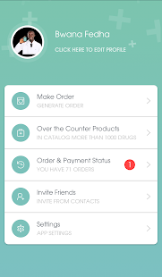 Livia Dawa App - náhled