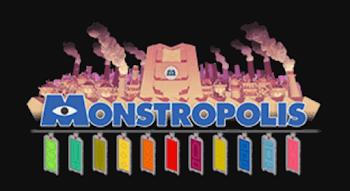 モンストロポリス
