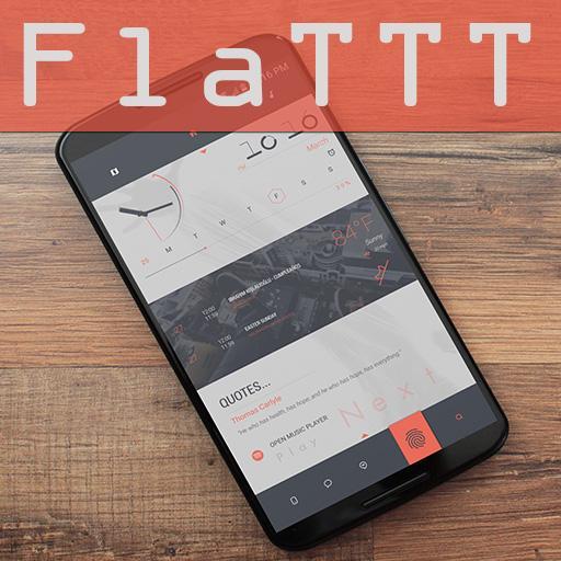 FlaTTT for KLWP