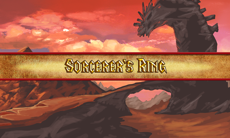 The Sorcerer's Ring- screenshot