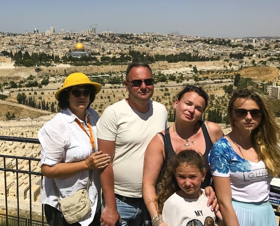 Отзыв о гиде в Иерусалиме Светлане Фиалковой