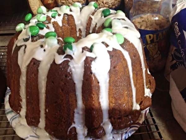 Zesty Limeade Pistachio Pudding Pound Cake Recipe