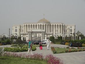 Photo: Palace of the Nations - nový prezidentský palác.