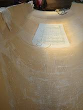 Photo: 25.3.2009 - toutes les mousses de coque posées