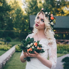 Wedding photographer Yuliya Podkolzina (1988yuil). Photo of 30.06.2016