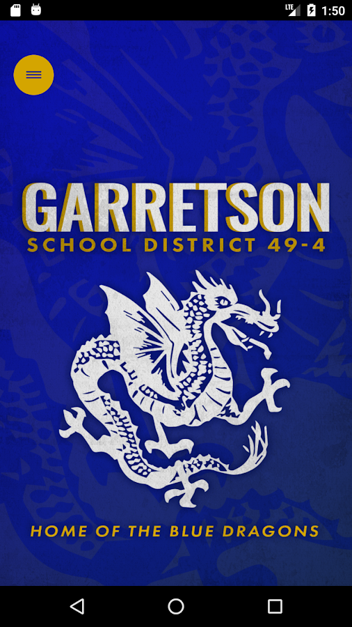 Garretson School District, SD- screenshot