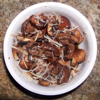Savory Grilled Mushroom Salad
