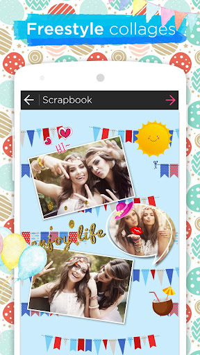 Photo Collage Editor & Collage Maker - Quick Grid Screenshot