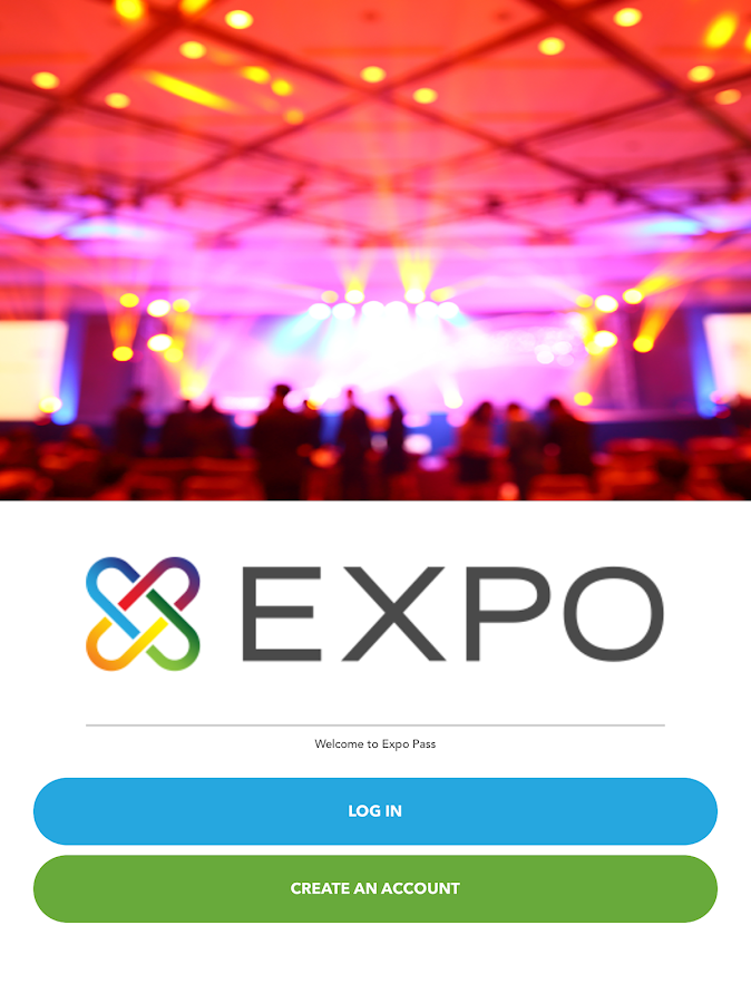 Expo Pass- screenshot
