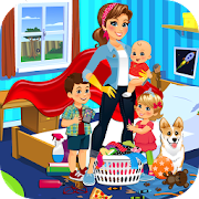 Super Mom: Chores, Errands & Housework with Mommy MOD + APK