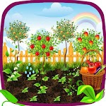 Garden Maker Farming Simulator: Farmer Gardening Icon