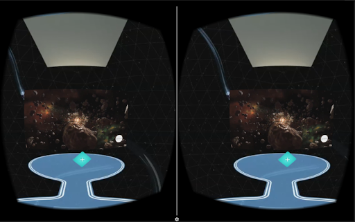 Particles VR Screenshot
