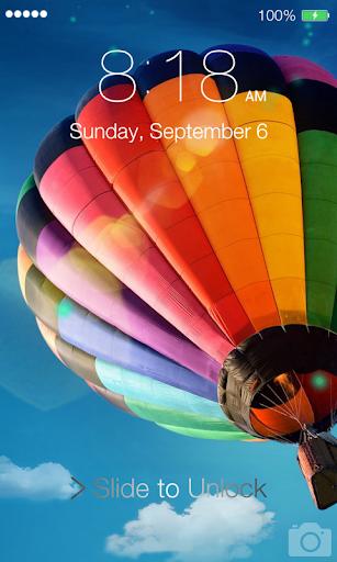 Lock Screen OS9 - Phone 6