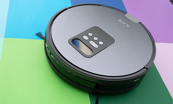 Máy hút bụi iLife - Robot hút bụi hàng đầu hiện nay