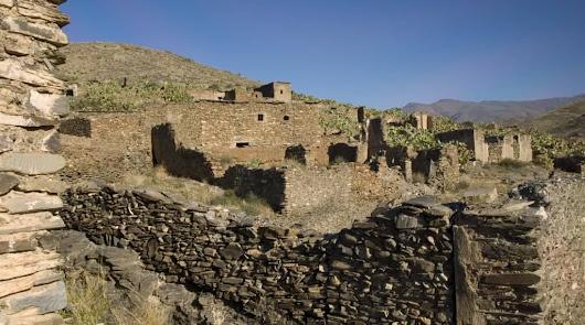 Rambla Encira, un rincón histórico ahora olvidado