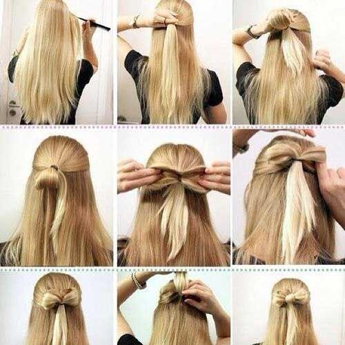 Hairstyles step by step 2018  screenshots 8