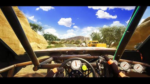 Monster Truck Demolition derby Stunts Simulator 3D  captures d'écran 1