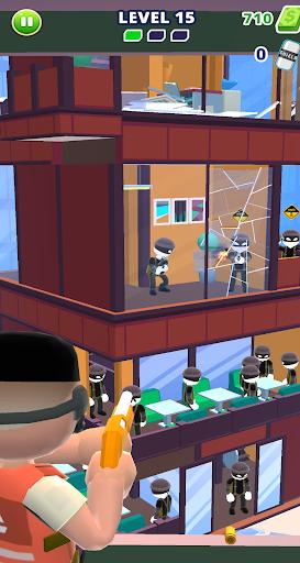 Gun Hero - Sniper 3D Gun android2mod screenshots 1