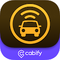 Easy for drivers, a Cabify app icon