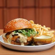 Gusto Americano Burger