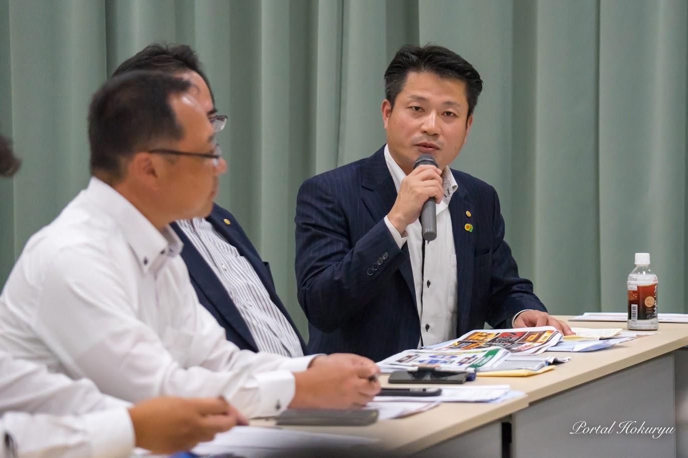 (株)マルシェ・加藤洋嗣 代表取締役社長