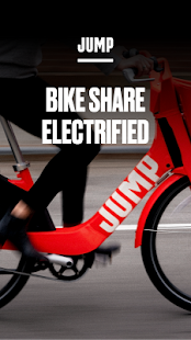 JUMP - Bike Share Electrified- screenshot thumbnail