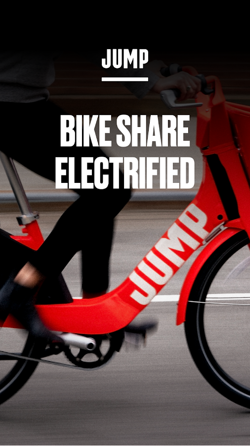 JUMP - Bike Share Electrified- screenshot