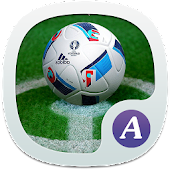 Euro 2016 theme ABC launcher