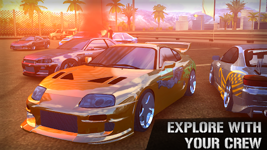 Illegal Race Tuning – Real car racing Mod Apk (Unlimited Money) 2