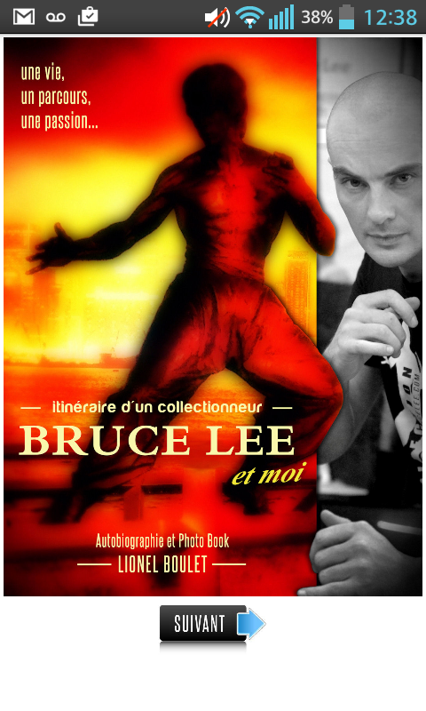 EBOOK Bruce Lee et moi- screenshot