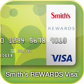 Smith's REWARDS Visa®