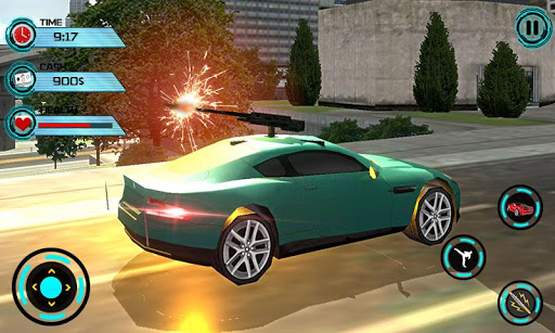 3D Robot Wars  screenshots 4