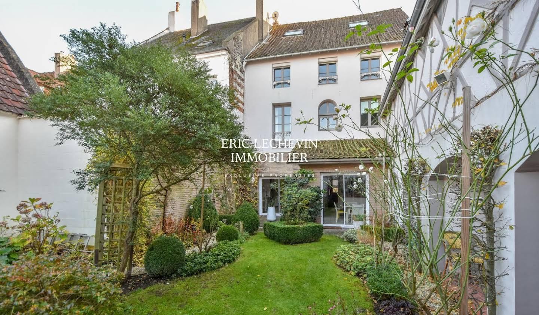 Maison avec terrasse Montreuil