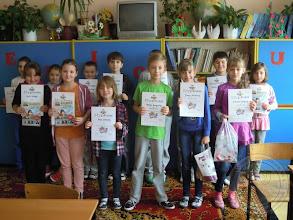 Photo: Międzyklasowy konkurs matematyczny (15.11)