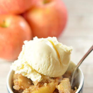 Apple Crisp With Rice Flour Recipes.