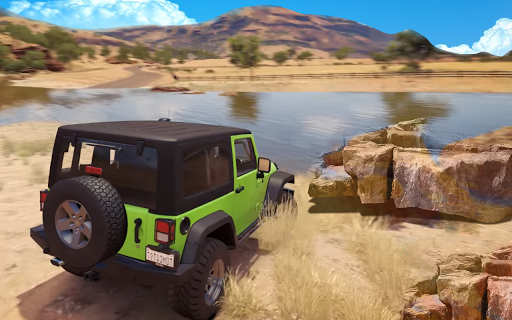 Offroad Xtreme Jeep Driving Adventure  screenshots 15