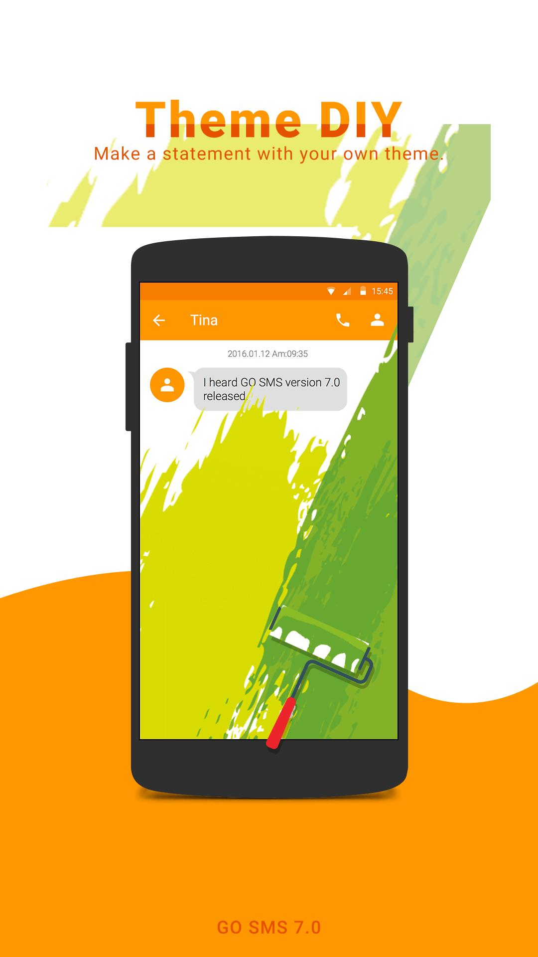 GO SMS Pro screenshot #5