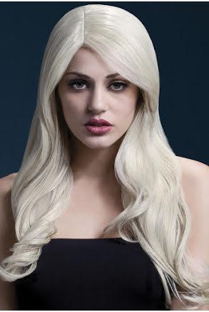 Peruk Nicole, blond