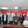 中國科大商務系師生赴新齊發實習