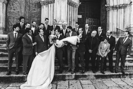 Wedding photographer Eliseo Regidor (EliseoRegidor). Photo of 11.11.2018