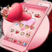Flower Pink Love Theme