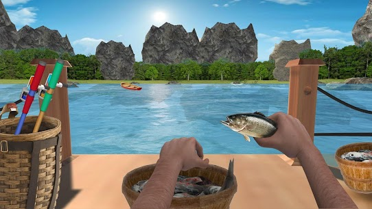 Real Fishing Simulator 2018 – Wild Fishing 3