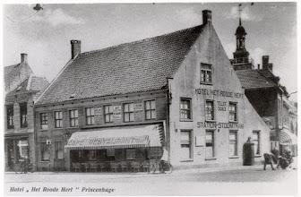Photo: 1919 Hotel Het Roode Hert