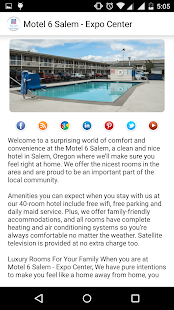 Motel 6 Salem - Expo Center- screenshot thumbnail