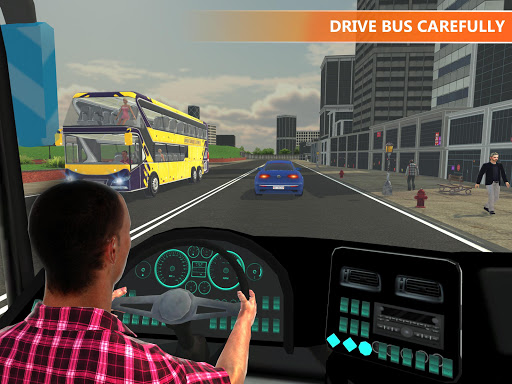 EURO BUS DRIVING SIMULATOR 2019  captures d'écran 2