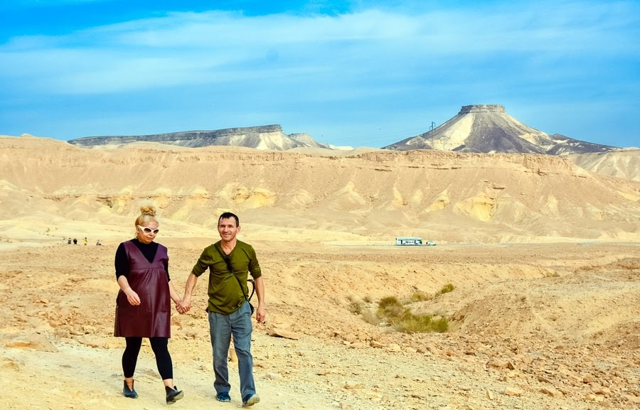 Отзыв об экскурсиях по Израилю.